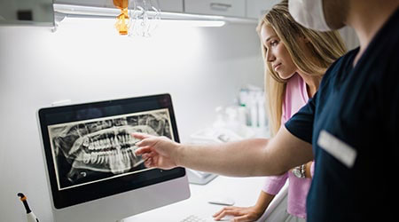 Digital Radiographs
